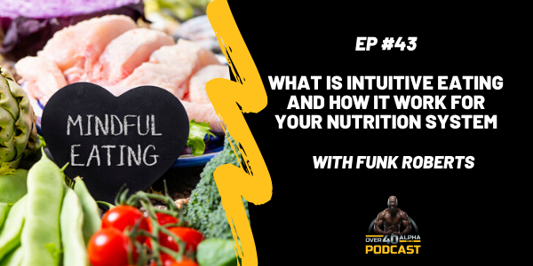 43 - What Is Intuitive Eating And How It Work For Your Nutrition System