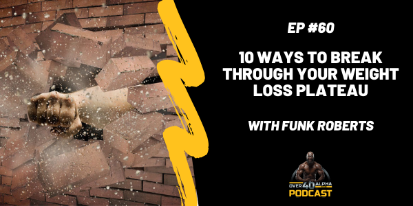 Episode 60 - 10 Ways to Break Through Your Weight Loss Plateau